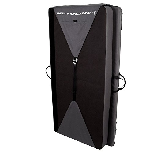 Metolius Recon Crash Pad Black/Gray, One Size
