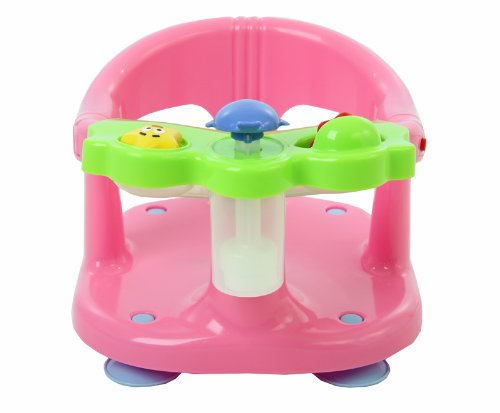 Dream On Me Baby Bath Seat, Pink
