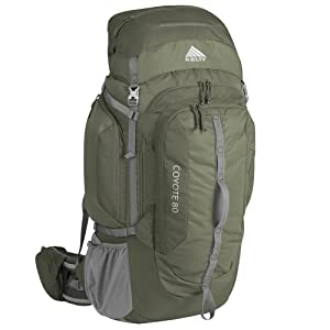 Kelty Coyote 80 Internal Frame Backpack from Kelty