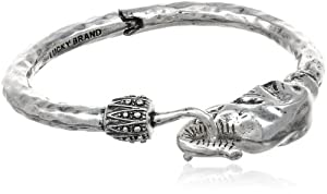 Lucky Brand Womens Bombay Fillagree Elephant Cuff from Lucky Brand
