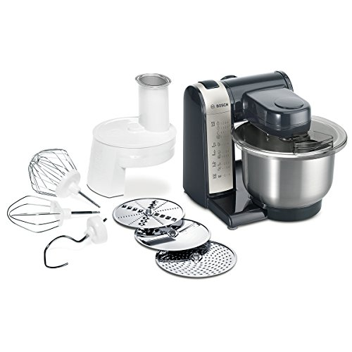 Bosch MUM4405 - Robot de cocina, 500 W, capacidad de 3,9 l,...