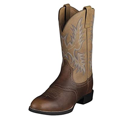 Ariat Mens Heritage Stockman Boot by Ariat
