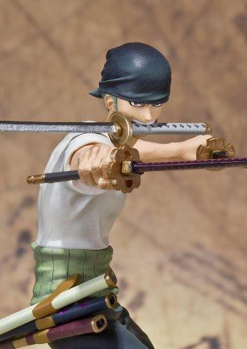 フィギュアーツZERO ロロノア・ゾロ -Battle Ver.-