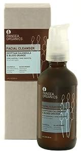 Pangea Organics Facial Cleanser, Egyptian Calendula & Blood Orange, 4-Ounce Box from Pangea Organics