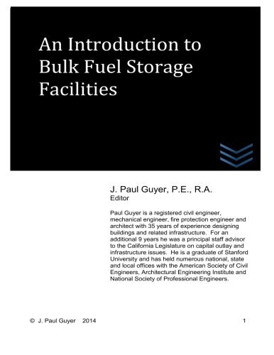 An Introduction to Bulk Fuel Storage Facilities