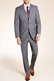 Autograph 2 Button Micro Checked Suit with Wool [T15-0731A-S/[T15-0732A-S]