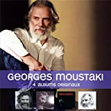 4 Albums Originaux : Georges Moustaki
