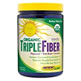 Organic Triple Fiber By Renew Life – 12 Oz. HOPE Formula
