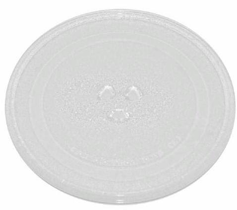 Panasonic Microwave Genuine Glass Turntable Plate 245 Mm