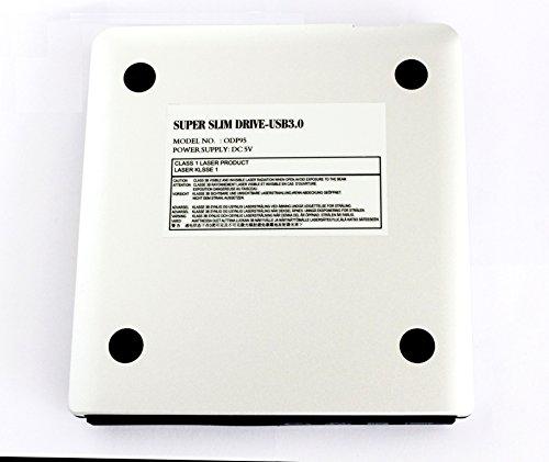 YAHEY USB3 0 External BD/DVD/CD Burner Drive, 3D Blu-ray Disc  Burner/Player, for Apple Macbook Pro Air or other Laptop/Desktops (Support  Read/Burn