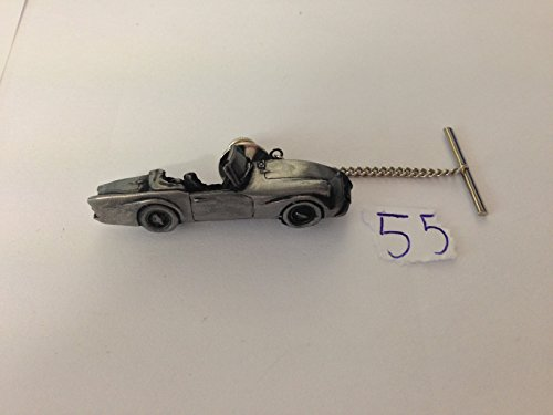 daimler-dart-sp250-3d-car-tack-tie-pin-with-chain-ref55