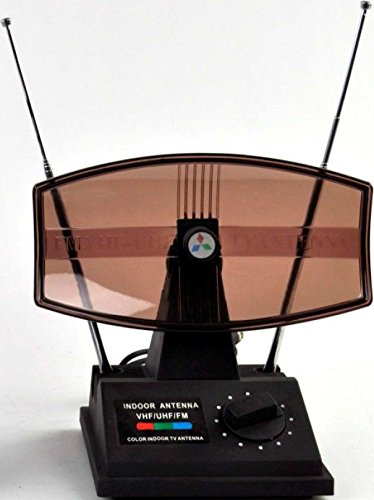 Hercules Super Amplified Booster Digital HDTV Antenna