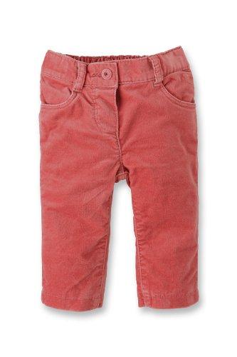 Esprit J20111 - Pantaloni lunghi, bambina, Rosa (Rosa (684 vintage rose)), 86