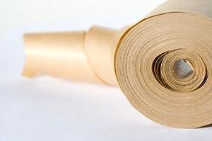 """(10) Brown Reinforced Gummed Kraft Tape 3"""" X 450 Feet 10 Rolls/cs"""