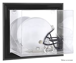 Penn State Nittany Lions Framed Logo Wall Mountable Helmet Display Case - Mounted... by Sports Memorabilia