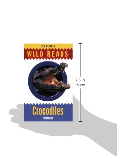Wild Reads: Crocodiles (Oxford Wild Reads)