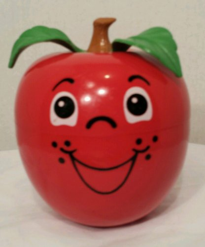 Happy Apple Musical Toy - 1