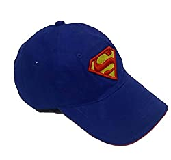 Babji Embroidered 3D, Superman, Snapback, baseball,Hat Cap
