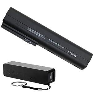 HP Elitebook 2560P (LG666EA) Laptop Battery - Premium Powerwarehouse Battery 6 Cell (Free Powerbank)