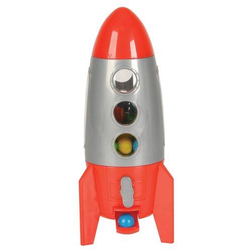 Rocket Ship Bubble Gum Machine