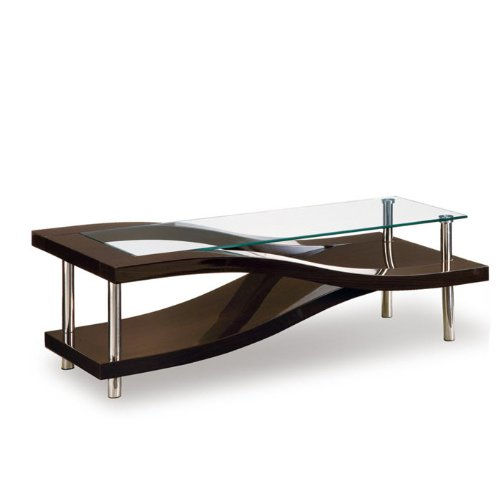 Wenge Coffee Table by Global Furniture USA