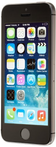 Apple iPhone 5S 32GB GSM Unlocked, Space Gray (Certified Refurbished) (5s 32gb Space Gray compare prices)