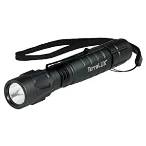 TerraLUX TLF-3C2AAEX LightStar220 3-Watt LED Aluminum Flashlight