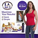La Weight Loss® Rapid Results Complete Diet System 4-week Starter Kit