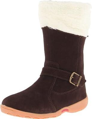 Merrell Girls Mimosa Harvest Waterproof Snow Boots Coffee Bean 4 UK, 36 EU