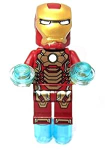 Amazon.com: Lego: Iron Man 3 - Mark 42 Armor - (2013 ...