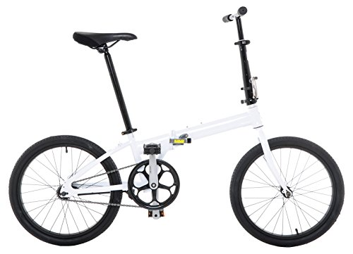 Learn More About Vilano Urbana Single Speed Folding Bike