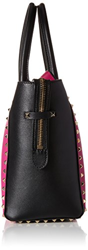 Valentino-Womens-Large-Rockstud-Tote-Bag-BlueBlack