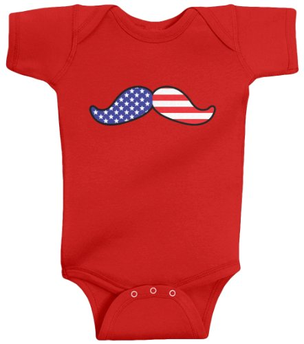Patriotic Baby Clothes front-343383