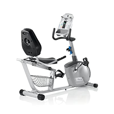Nautilus R514c 2013 Recumbent Exercise Bike