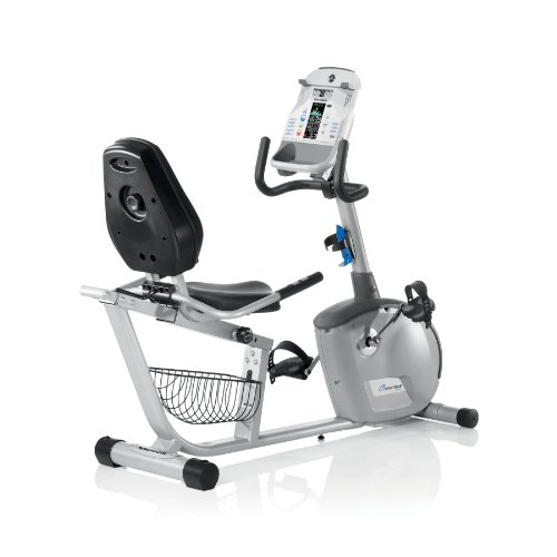 Nautilus R514c (2013) Recumbent Exercise Bike