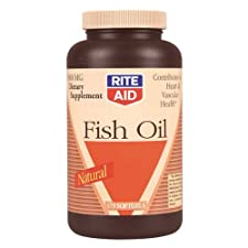 Rite Aid Fish Oil, Softgels, 175 ct.
