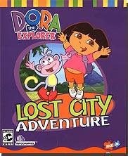 Dora the Explorer - Lost City Adventure