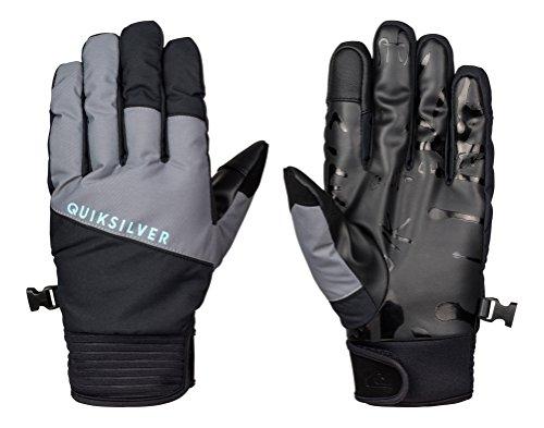 Method Quiksilver-Guanti da sci uomo Quiet Shade, taglia: L (taglia del produttore: L)