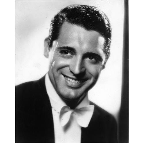 Cary Grant 8X10 Photo North By Northwest Bringing Up Baby Black-White