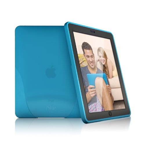 Iskin Baby Blue Duo Protective Cover for Apple Ipad