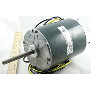 Oem Upgraded Genteq 1 Hp 460v 3 Phase Blower Fan Motor 5k39ufl679bs Electric Fan Motors Amazon