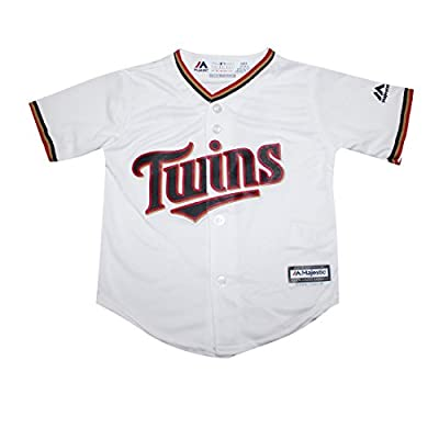 MLB Minnesota Twins Mauer #7 Toddler Baseball Jersey / Embroidered Logo
