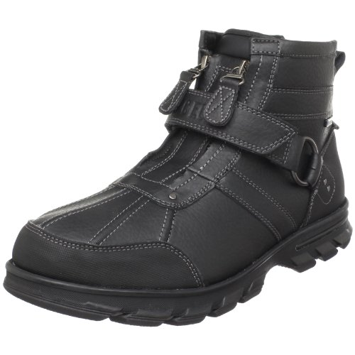 unltd by marc ecko s grierson zip up boot black 6 5 m us