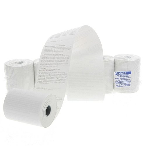 5-x-ec-cash-papier-pour-thales-artema-hybride-ec-appareil-a-lastschrifttext-elv-25-m