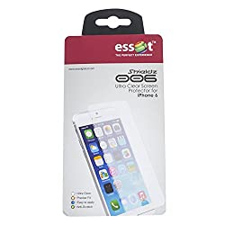 essot iPhone 6 Front & Back Ultra Clear & Scratch Resistent Screen Gaurd Protector