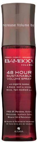 Alterna Bamboo 48 Hour Sustainable Volume Spray