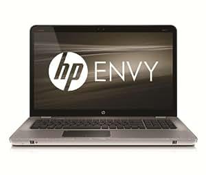 "HP ENVY 17-1113ef Ordinateur Portable 17,3"" LED Core i5 640 Go RAM 4 Go Windows 7 Premium Aluminium brossé"