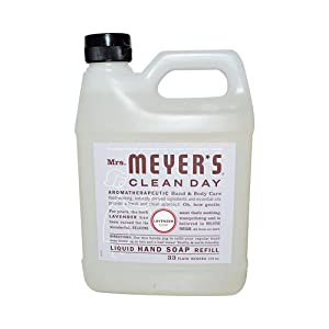 Meyers Lavender Liquid Hand Soap Refill(33 OZ)