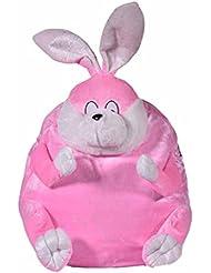 Blue Sky Fabric 8.5 Liters Pink School Backpack