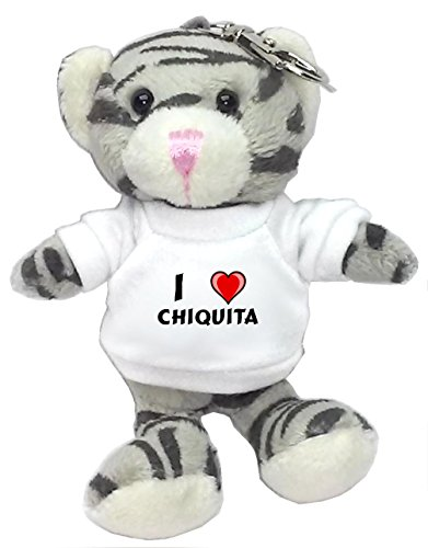 gray-cat-plush-keychain-with-i-love-chiquita-first-name-surname-nickname